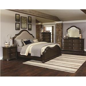 Magnussen Home Muirfield Bedroom King Bedroom Group