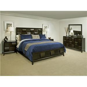 Magnussen Home Ribbons  California King Bedroom Group