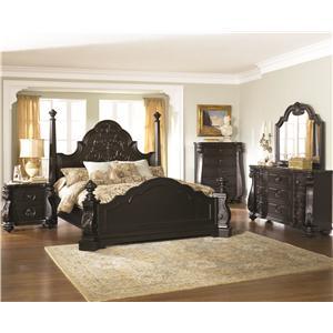 Magnussen Home Vellasca Queen Bedroom Group
