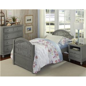 NE Kids Lake House Twin Adrian Standard Bed