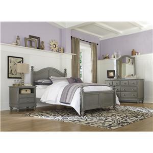 NE Kids Lake House Full Payton Standard Bed
