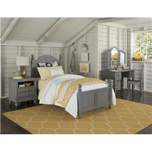 NE Kids Lake House Twin Payton Standard Bed