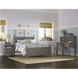 NE Kids Lake House Full Kennedy Standard Bed
