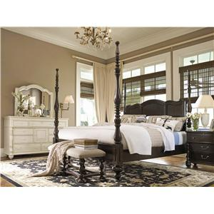 Paula Deen by Universal Paula Deen Home California King Bedroom Group
