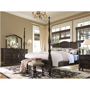 Universal Home King Bedroom Group