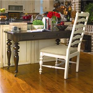 Universal Home Paula's Rectangular Leg Table