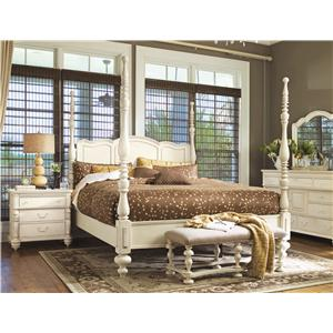 Universal Home California King Bedroom Group