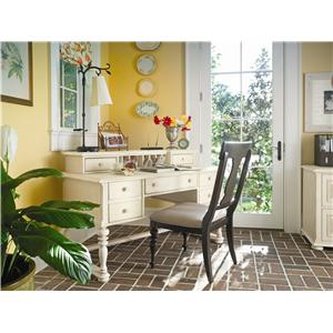 Paula Deen by Universal Paula Deen Home Paula's Dining Side Chair with Upholstered Seat