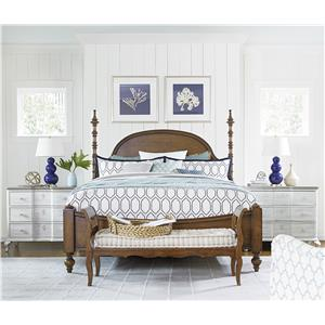 Universal Dogwood King Bedroom Group