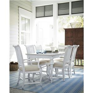 Paula Deen by Universal Dogwood Formal Dining Room Group