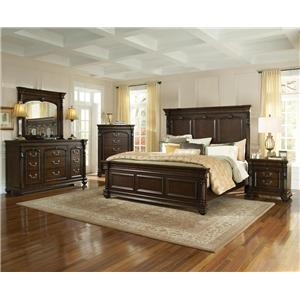 Pulaski Furniture Ellisboro Queen Bedroom Group