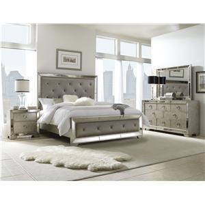 Pulaski Furniture Farrah Queen Bedroom Group