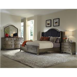 Pulaski Furniture Hanson Queen Bedroom Group