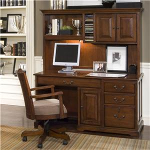 Riverside Furniture Cantata Kneehole Computer Credenza