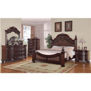 Samuel Lawrence Baronet California King Bedroom Group
