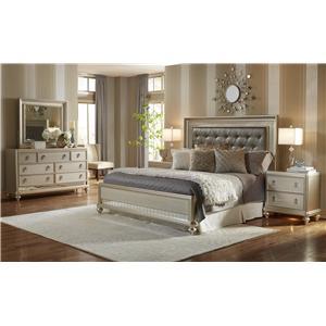 Samuel Lawrence Diva Queen Bedroom Group