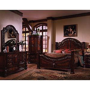 Samuel Lawrence San Marino King Bedroom Group