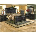 Coal Creek by Signature Design by Ashley Furniture