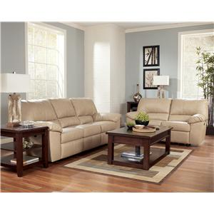 Fort Logan DuraBlend® - Natural by Signature Design by Ashley Furniture