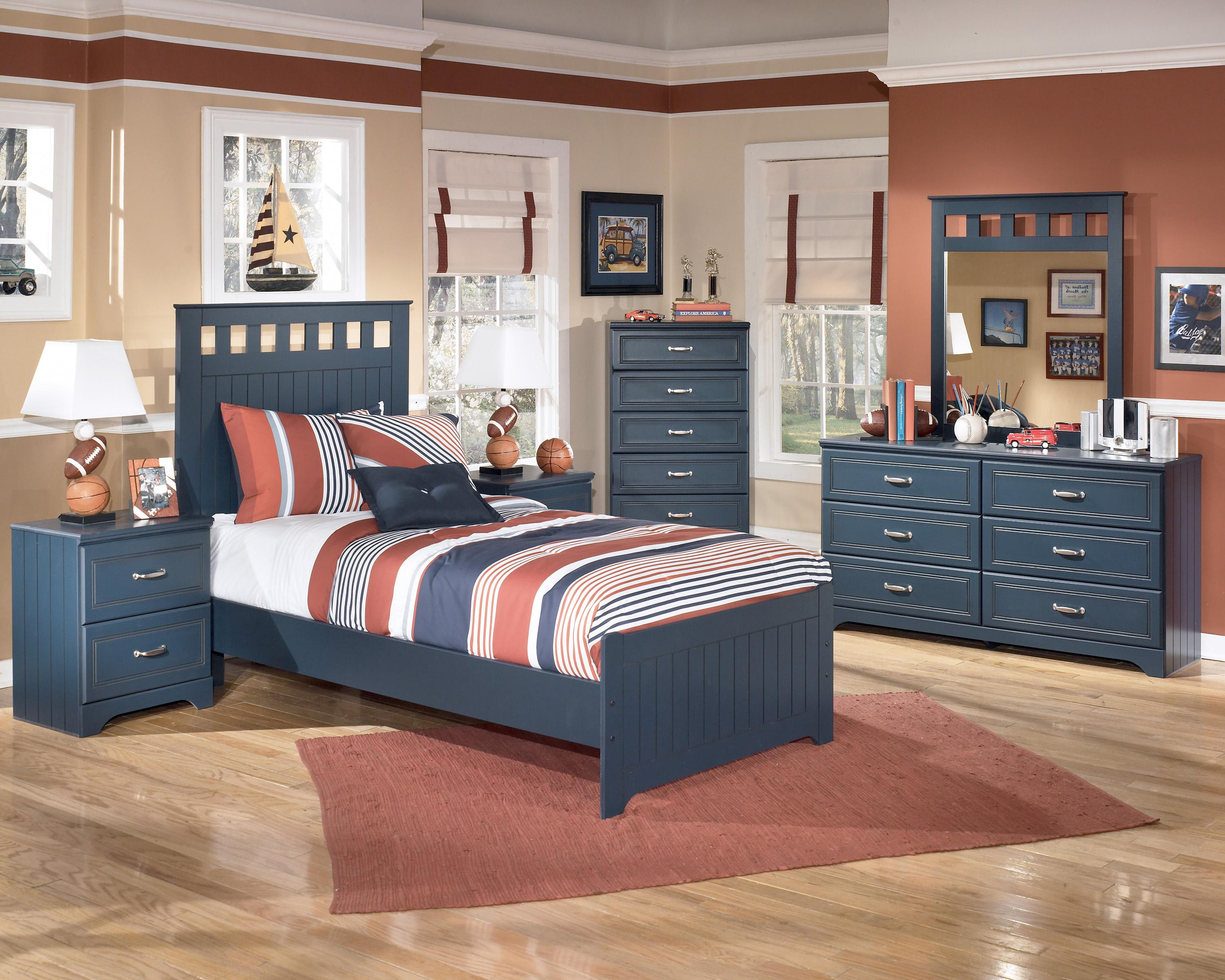 full bedroom group by signature design by ashley wolf and gardiner