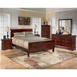 3 Piece California King Bedroom Group