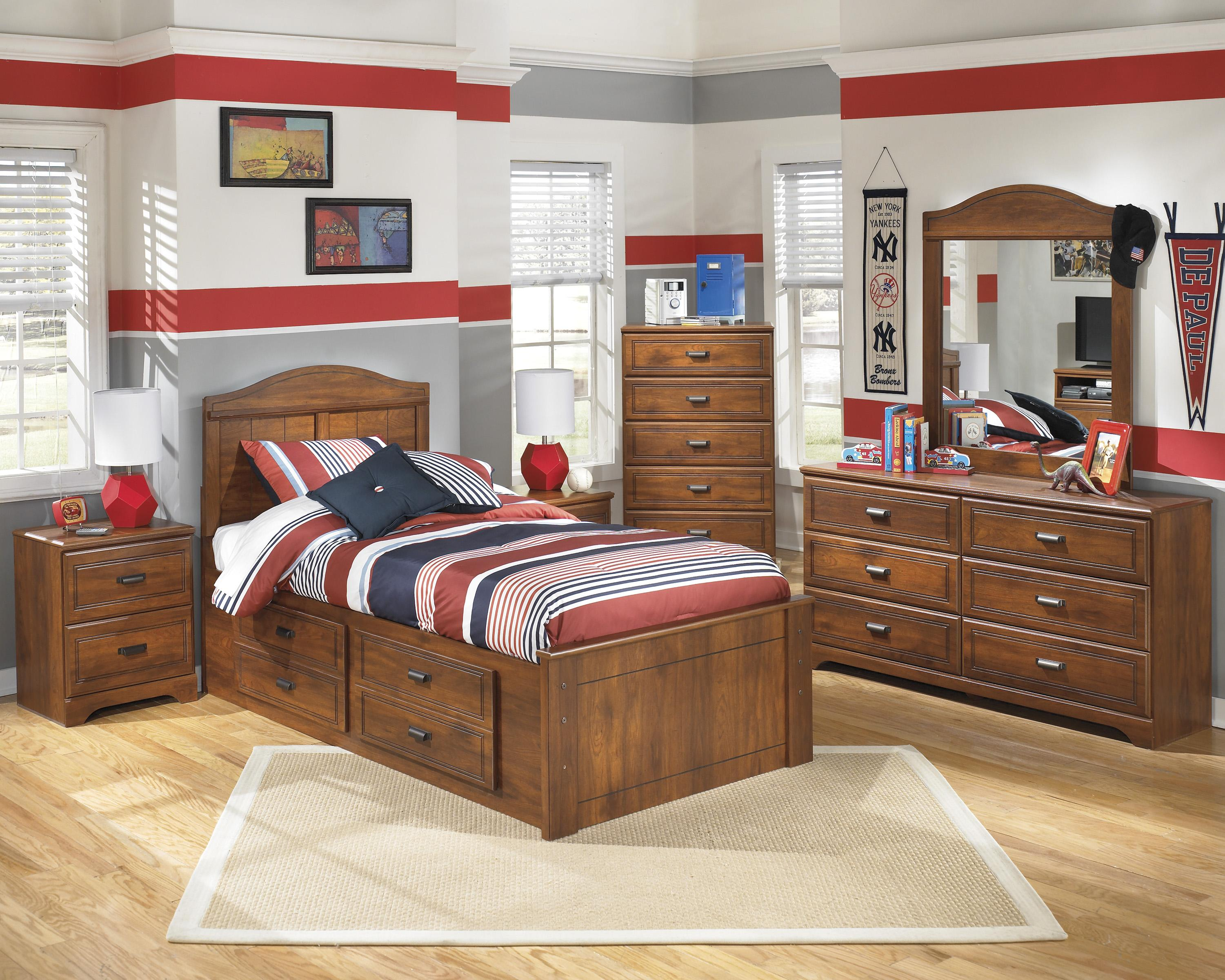 Twin Bedroom Group by Signature Design by Ashley | Wolf Furniture
