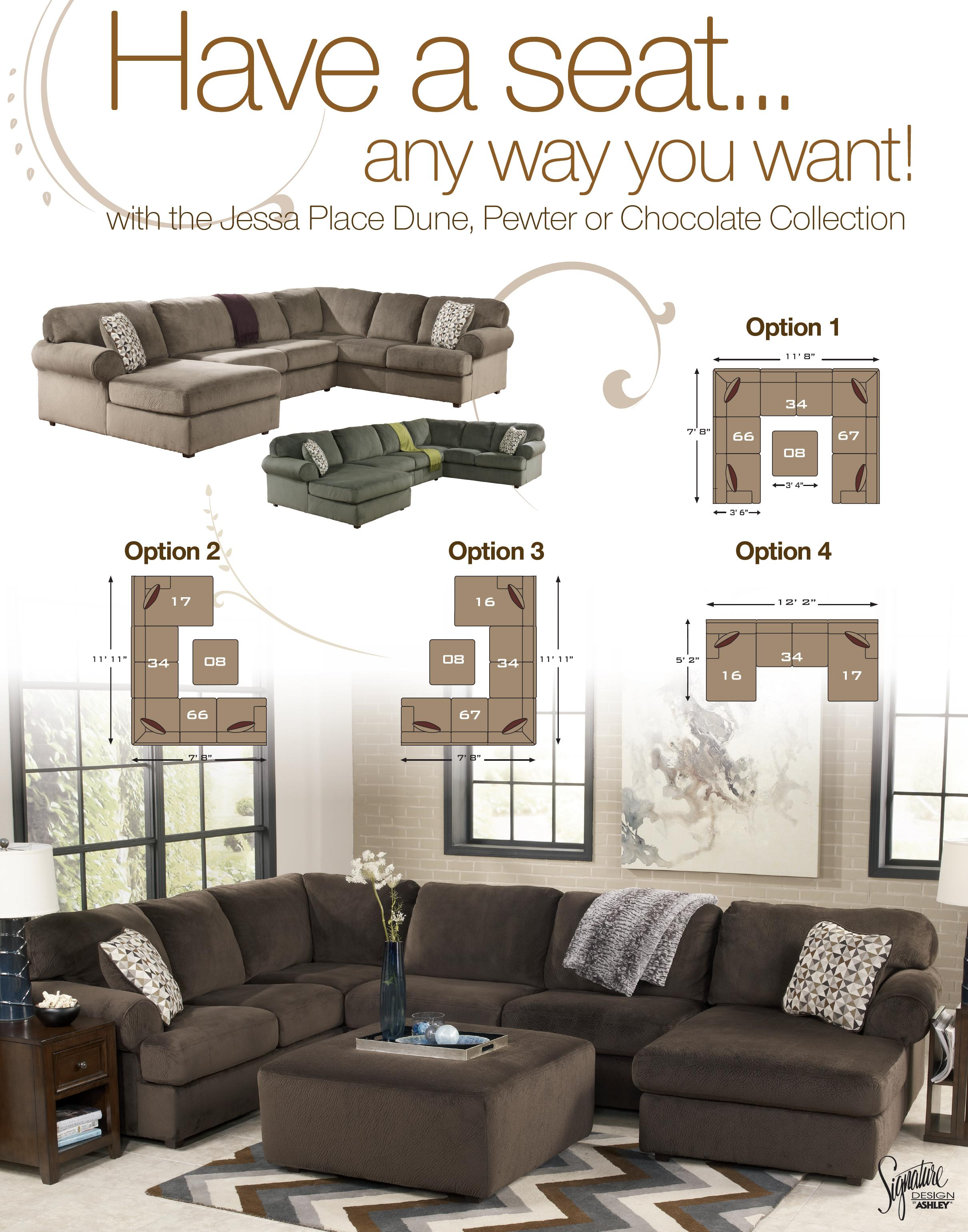 Nice Casual Sectional Sofa With Left Chaise
