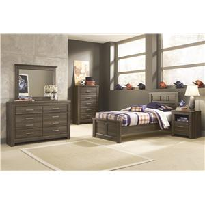 Signature Design by Ashley Juararo Twin Bedroom Group