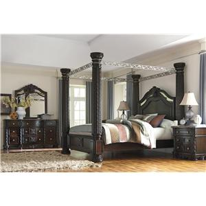 Signature Design by Ashley Laddenfield King Bedroom Group