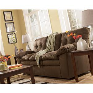 Signature Design by Ashley Furniture Mercer - Cafe Full Sleeper Sofa