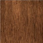 Select Veneers and Hardwood Solids in a Dark Brown Finish