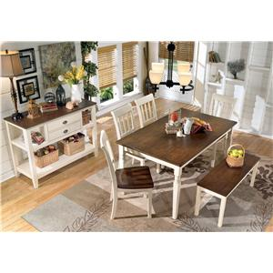Whitesburg D583 By Signature Design By Ashley Wayside