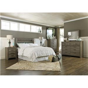 Ashley (Signature Design) Zelen Full/Queen Bedroom Group