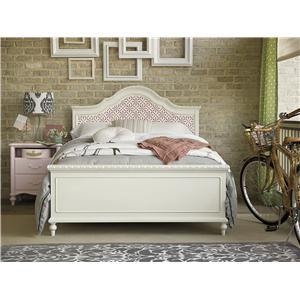 Smartstuff Bellamy Twin Trellis Bed Bedroom Group