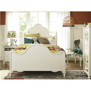 Universal Kids Smartstuff Bellamy Twin Bellamy's Bed Bedroom Group