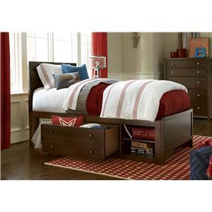 Universal Kids Smartstuff Freestyle Twin Bedroom Group