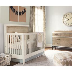 Smartstuff #myRoom Crib Bedroom Group