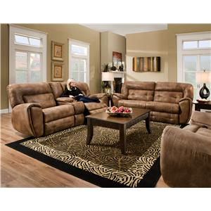 Southern Motion Regency Reclining Living Room Group