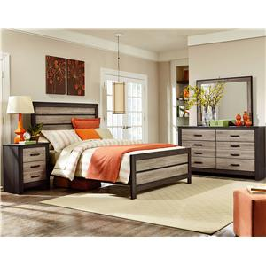 Vendor 855 Freeport Queen Bedroom Group