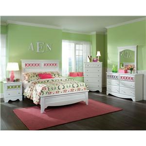 Standard Furniture My Room Twin Bedroom Group