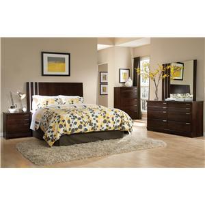 Standard Furniture Strata  King Bedroom Group 2