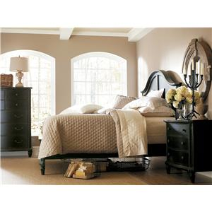 Stanley Furniture The Classic Portfolio - European Cottage King Bedroom Group