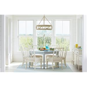 Stanley Furniture Coastal Living Resort Casual Dining Room Group
