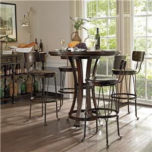 Stanley Furniture European Farmhouse L'Acrobat Open Air Shelf