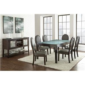 Steve Silver Arden Casual Dining Room Group