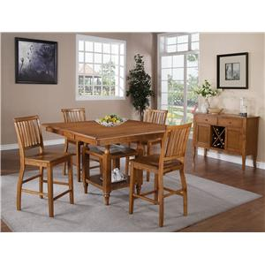 Steve Silver Candice Casual Dining Room Group