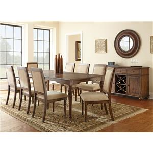 Steve Silver Rosie Casual Dining Room Group