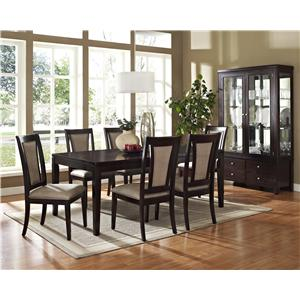 Steve Silver Wilson Formal Dining Room Group