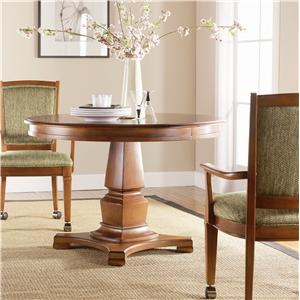 Thomasville® Bridges 2.0 Round Lamp Table