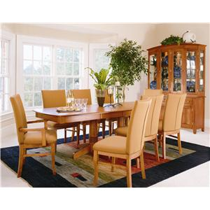 Thomasville® Color Café - Custom Dining Formal Dining Room Group